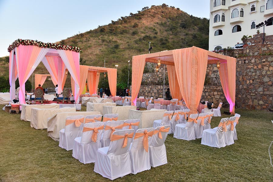 Destination Weddings in Udaipur 1