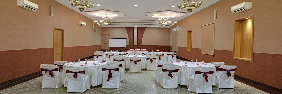 Conference Facilties at Bhairavagarh